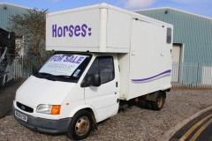 3.5 ton horseboxes for sale