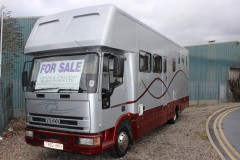 iveco horseboxes for sale