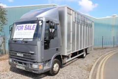 Transporter Hunting Polo Horsebox for sale.