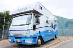 Solitaire Horsebox for sale