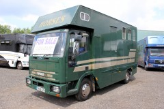 Compact Lightweight horsebox for sale