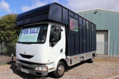 Hunting Horsebox For Sale