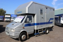 6.5t horsebox for sale