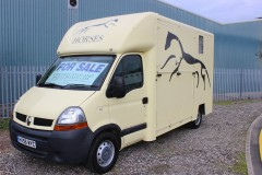 3.5t horsebox for sale