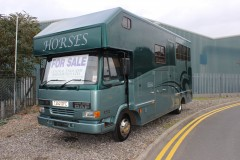 Automatic DAF Luxury Horsebox.