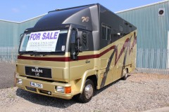7.5t WREN Forward facing horsebox for sale