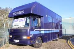 Coach Built Wessex 7.5t Horsebox