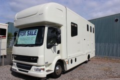 NEW BUILD 7.5t BY McPHIE HORSEBOXES