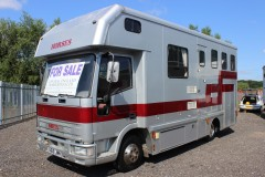 LUXURY MAUDSLEY COMPACT 7.5t HORSEBOX