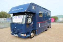 2001 Iveco With Full Living.