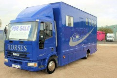 ford horsebox