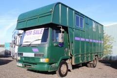 Compact Coachbuilt Horsebox