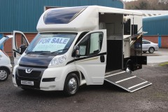 3.5t horseboxes for sale