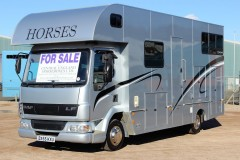 John Rose 7.5t Horsebox