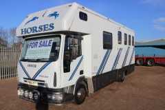 2005 Whittaker 7.5t horsebox