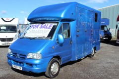 3.5t Horsebox by Select