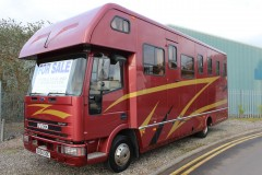 Sovereign Horsebox for sale