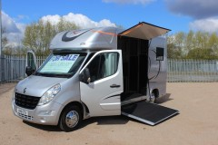 Roughan 3.5 ton Horsebox