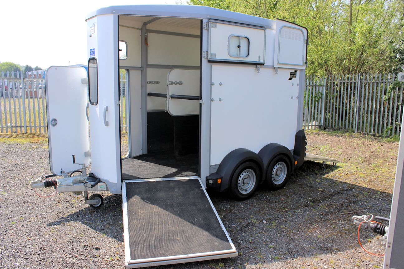 Ifor Williams Hb506 Central England Horseboxes