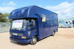 Forward Facing 7.5t Horsebox