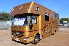 Prestige Luxury 7.5t Horsebox