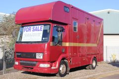 Compact 7.5t by Brackley Horseboxes