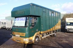 Hunting Horsebox