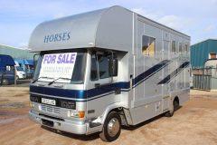 DAF Horsebox by Priory Stud