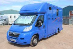 3.5t Horsebox with living