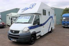 6.5t Coach Built Horsebox