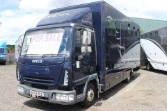 PEPPER HARROW 4 stall 7.5t horsebox