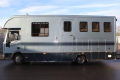 Luxury 7.5t Horsebox