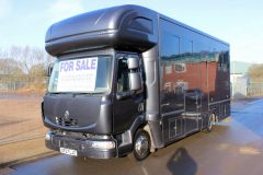 2016 Warren Clarke 7.5t Luxury