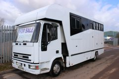 Coach Built 3 Stall Horsebox