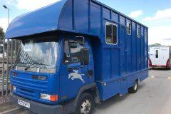 Compact Coachbuilt 7.5t DAF
