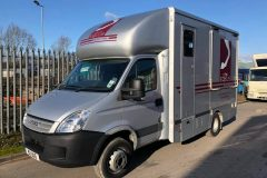 6.5t Horsebox with only 17,000 miles.