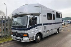 8.6t Luxury Olympic Horsebox