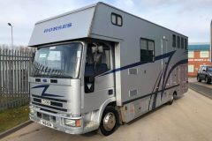 Full Luxury 7.5t Horsebox On Air