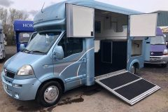 Low Mileage 3.5t Horsebox