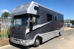 Luxury 7.5t Horsebox