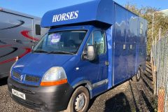 Low Mileage 3.5t Horsemaster