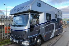 Luxury Solitaire Horsebox