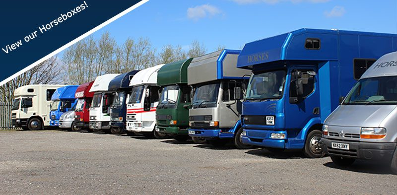 Horseboxes for Sale Worcestershire