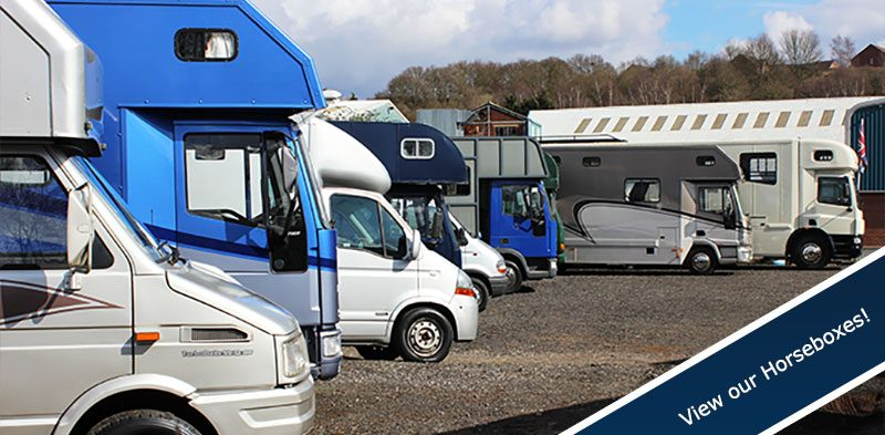 Latest Horseboxes for Sale