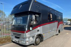 Luxury 2005 7.5t Horsebox