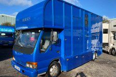 6.2T Coach Built Isuzu Horsebox