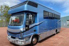 Luxury 7.5t By West Yorkshire Horseboxes